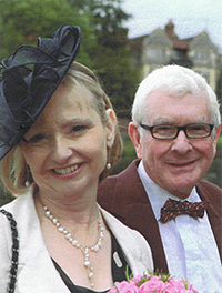 Jackie and Frank Guttfield